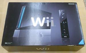 Wii本体 未使用
