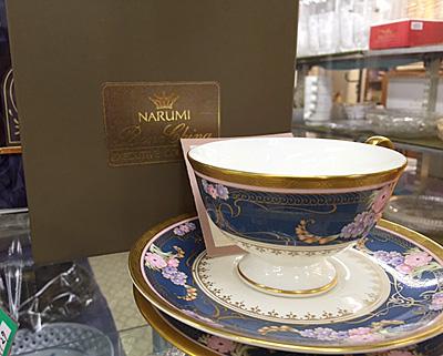 NARUMI カップ&ソーサー エグゼクティブコレクション