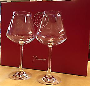 シャトーバカラ ワイングラスSペア 2611150