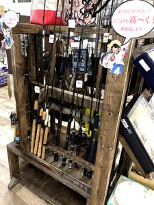 滋賀のリサイクルショップ 釣り具の買取ならリサイクルマートエコパーク八日市店