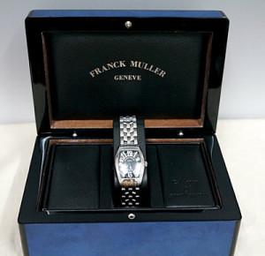 時計フランクミュラー買取