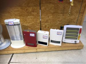 高浜市・碧南市・刈谷市・半田市・安城市のリサイクルショップ 暖房器具・家電の買取ならリサイクルマートエコパーク高浜店