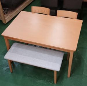 豊田市のリサイクルショップ家具/ダイニングセットの高価買取ならリサイクルマートエコパーク豊田店