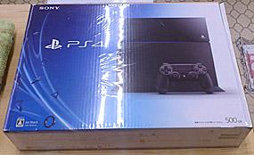 PS4本体 CUH-1000AB01