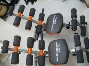 スポーツ用品 ワンダーコア 健康器具