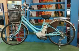 豊田市のリサイクルショップ電動アシスト自転車の高価買取ならリサイクルマートエコパーク豊田店