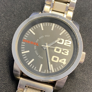 滋賀のリサイクルショップ ブランド腕時計/DIESEL(ディーゼル)の買取ならリサイクルマートエコパーク甲賀店